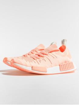 adidas originals Сникеры Nmd_r1 Stlt Pk W оранжевый