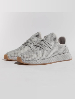 adidas originals Сникеры Deerupt Runner серый