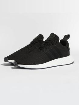 adidas originals Сникеры NMD_R2 черный