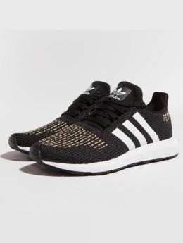 Adidas Swift Run Sneakers Core Black/Footwear White/Core Black