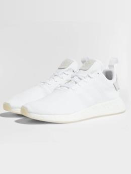 adidas originals Baskets NMD_R2 blanc