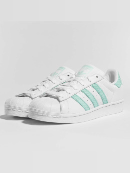 adidas originals Baskets Superstar blanc