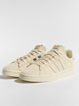 adidas originals Baskets Campus Pride blanc