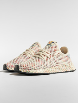 adidas originals Baskets Deerupt Pride blanc