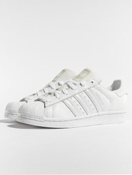 adidas originals Baskets Superstar W blanc