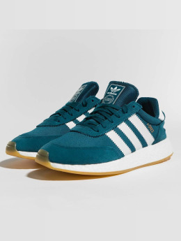 adidas originals Baskets Iniki Runner W bleu