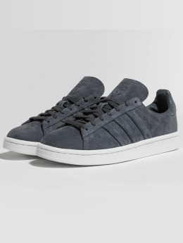 adidas originals Baskets Campus Stitch And Turn gris