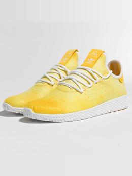 adidas originals | pW HU Holi Tennis H jaune Homme,Femme Baskets