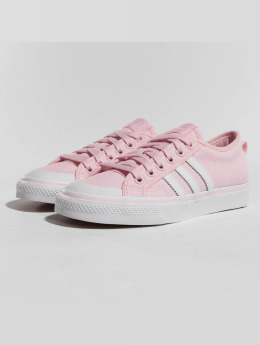 adidas originals Baskets Nizza magenta