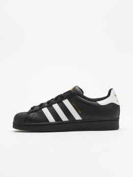 best sneakers eb45b 6d0df adidas originals Baskets Superstar Founda noir