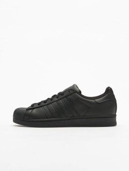 adidas originals Baskets Superstar Founda noir