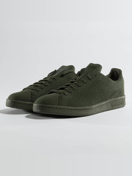 adidas originals Baskets Stan Smith PK olive