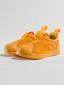 adidas originals Baskets Superstar 360 SC orange