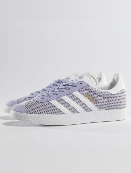 adidas originals Baskets Gazelle W pourpre