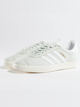 adidas originals Baskets Gazelle vert