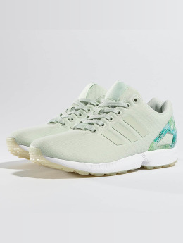 adidas originals Baskets ZX FLux vert