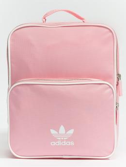 adidas originals Batohy Bp Cl M Adicolor růžový