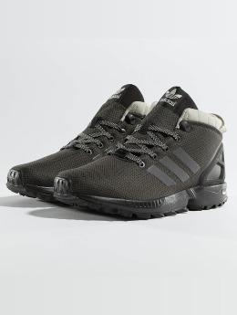 adidas originals Boots ZX Flux 5/8 TR schwarz