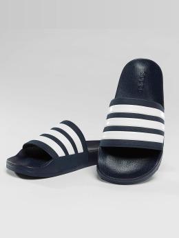 adidas originals Claquettes & Sandales CF bleu