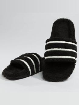 adidas originals | Adilette noir Femme Claquettes & Sandales