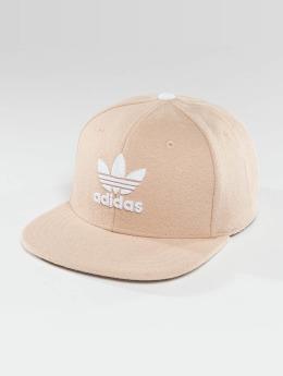 Adidas T H Snapback Cap Ash Pearl/White