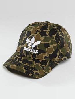 Adidas Camo Baseball Cap Dark Sahara