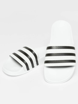 adidas originals Sandaalit Stripy valkoinen
