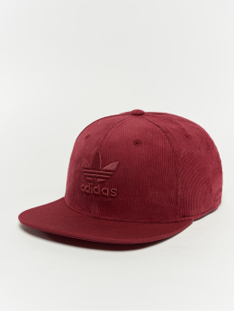 adidas originals Snapback Tref Herit Snb èervená