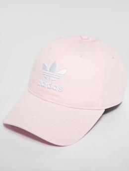 adidas originals snapback cap Trefoil pink