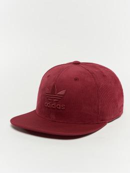 adidas originals Snapback Caps Tref Herit Snb czerwony