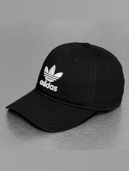 adidas originals Snapback Caps Trefoil sort