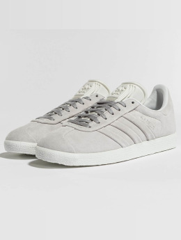 adidas originals Sneaker Gazelle Stitch And Turn grau