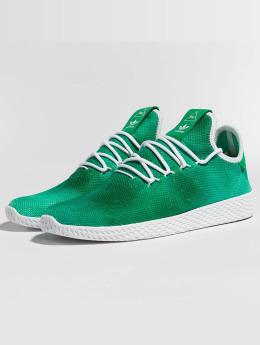 adidas PW HU Holi Tennis H Sneakers Green/Footwear White/Footwear White