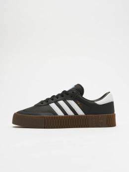 adidas originals Sneaker Sambarose schwarz