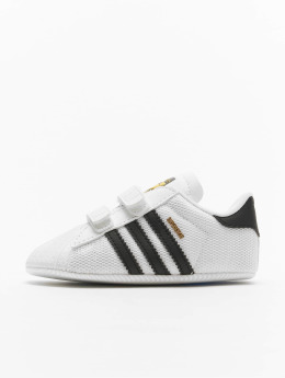 adidas originals Sneaker Superstar Crib weiß