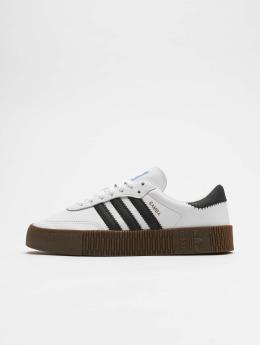 adidas originals sneaker Sambarose  wit