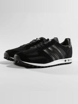 adidas originals sneaker LA Trainer J zwart