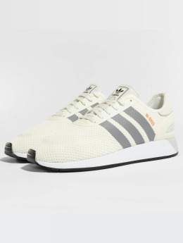 Adidas Iniki Runner CLS Sneakers Off White/Grey Heather/Grey Heather