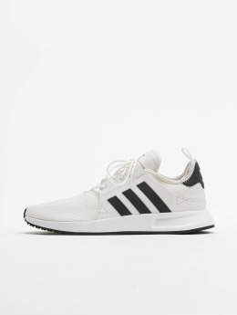 adidas originals Sneakers X PLR bialy