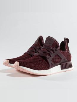 adidas originals Sneakers NMD_XR1 W czerwony