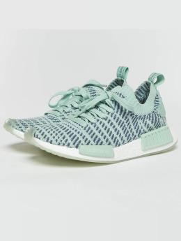 adidas originals Sneakers NMD_R1 STLT PK W grön