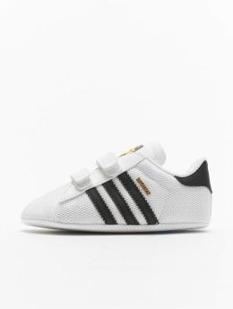 adidas originals Sneakers Superstar Crib hvid