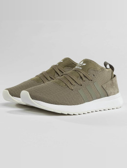 Adidas FLB Mid Sneakers Trace Cargo/Trace Cargo/Ftwr White