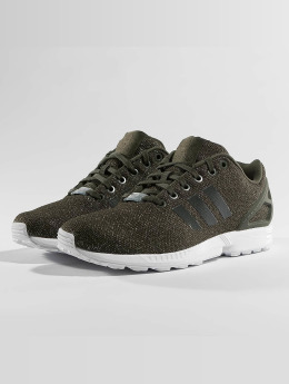 adidas originals Sneakers ZX Flux khaki