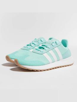 adidas originals Flashback Runner Sneakers Energy Aqua/Footwear White/Gum