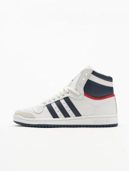 adidas Originals Sneakers Top Ten Hi Basketball Shoes vit