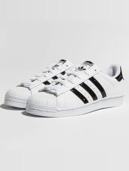 promo code 0978f 23fe8 adidas originals Sneakers Superstar vit