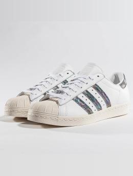Adidas Superstar 80s Sneakers Ftwr White/Ftwr White/Ftwr White