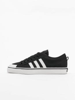Adidas Nizza Sneakers Core Black/Footwear White/Footwear White