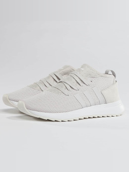 Adidas FLB Mid Sneakers Grey One/Grey One/Ftwr White